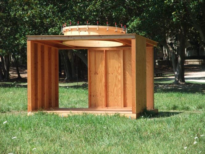 gerlinde frommherz l abri pluie 2012 13 en revenant de l 39 expo. Black Bedroom Furniture Sets. Home Design Ideas