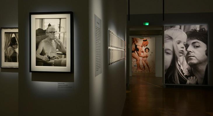 Linda McCartney, Rétrospective 1965-1997 au Pavillon ...