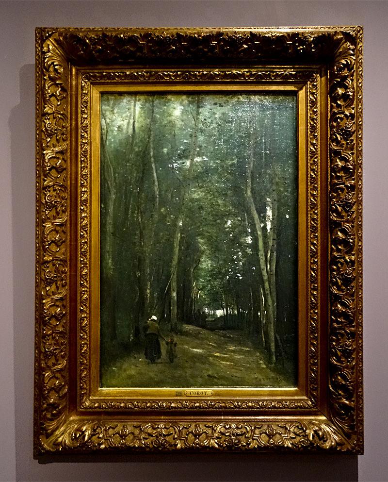 Couleurs du nord couleurs du sud exposition van gogh arles - Un matin dans les bois ...