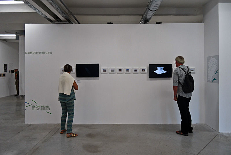 « Mixed-Border », Promo 2014 de l'ENSP d'Arles, à la Friche Belle de Mai, Marseille