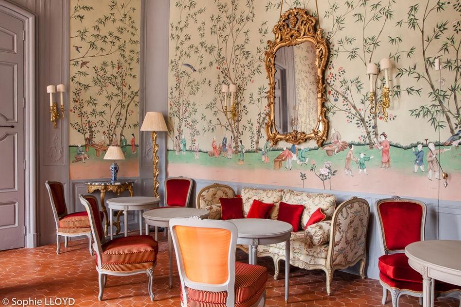 Hotel Caumont Aix Restaurant