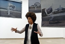LaToya Ruby Frazier, Performing Social Landscapes à Carré d'Art, Nimes