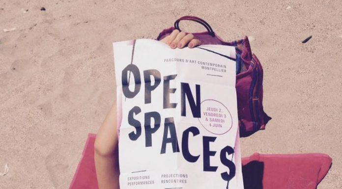 Open Spaces - Affiche