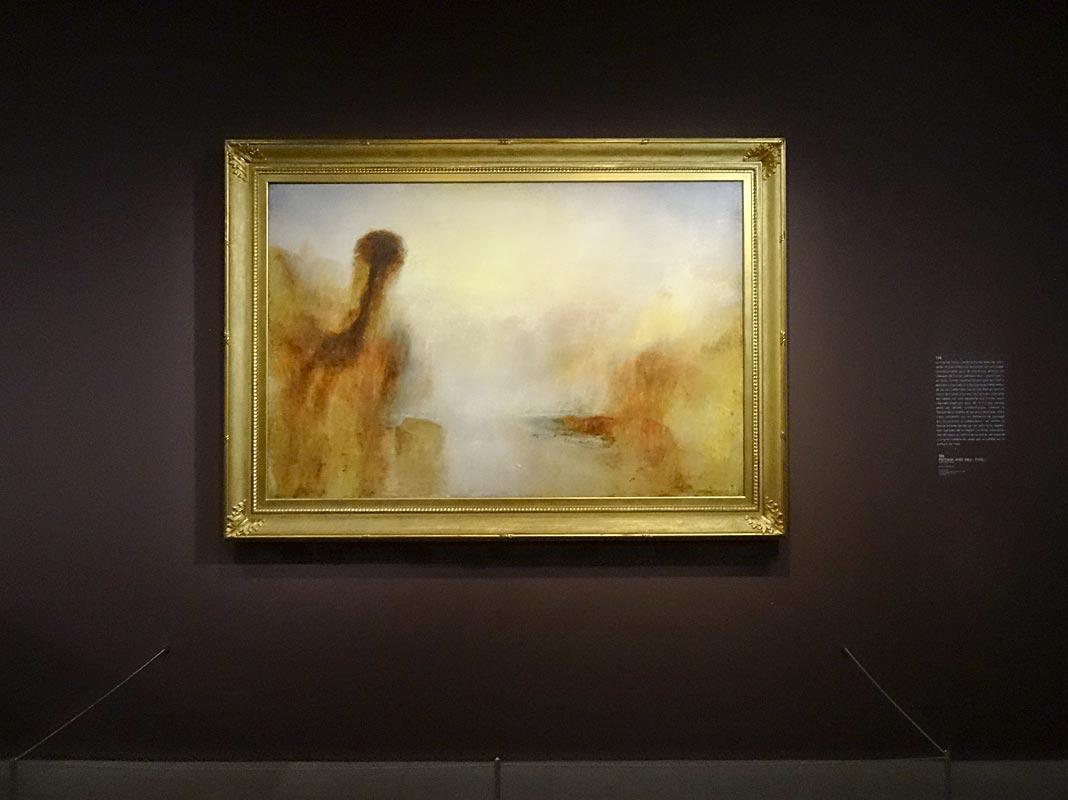 Turner et la couleur l h tel de caumont aix en provence salle 8 chrom - Frac marseille adresse ...