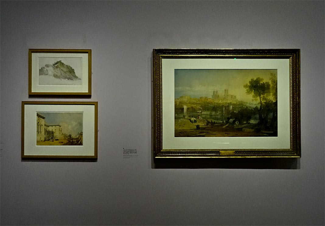Turner et la couleur l h tel de caumont aix en provence - Hotel de caumont aix en provence ...