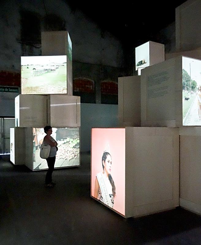 Yann gross the jungle show aux rencontres d arles 2016 vue de l 39 expos - Frac marseille adresse ...
