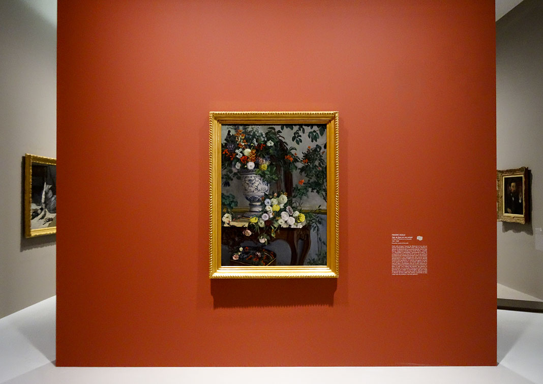 Frédéric Bazille, la jeunesse de l'impressionnisme au musée Fabre - Fleurs