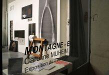 Caroline Muheim,Montagne-Eau, Aperto - 2017