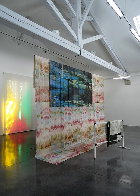 Xavier Antin, Untitled (News from Nowhere, or An Epoch of Rest) - ensemble I, 2014 - La Promenade, MRAC, Serignan