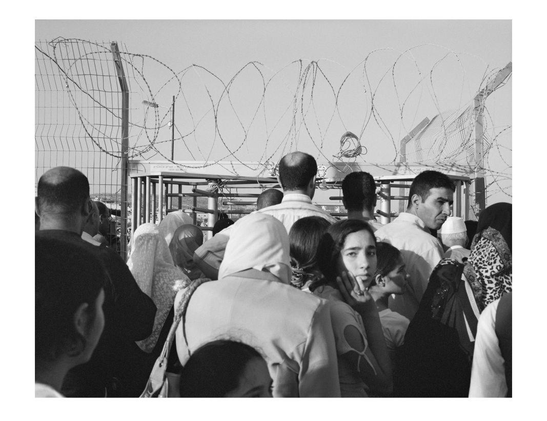 Anne-Marie Filaire, Kalandia, Palestine – octobre 2004 © Anne-Marie Filaire